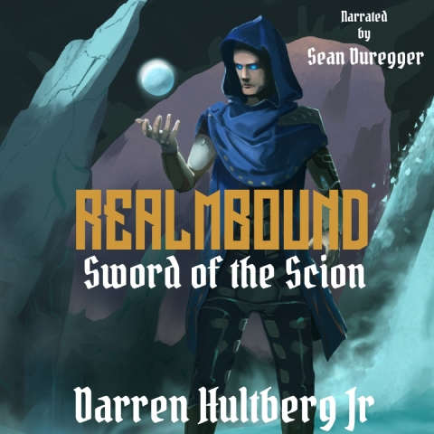 Book Profile: Realmbound – Sword Of The Scion