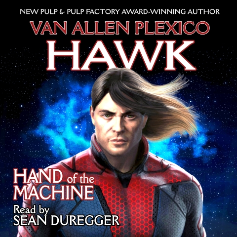 Book Profile: Hawk, Hand Of The Machine