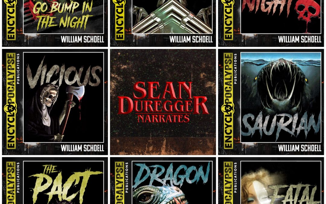 William Schoell's Paperbacks From Hell Are Coming To Audiobook!