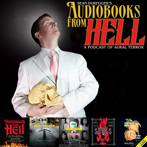 Episode 007: Paperbacks From Hell With Grady Hendrix